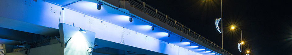 Light Emitting Diode lights (LED's), commercial LED lighting devices
