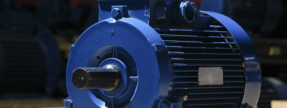 Turn-key sales, installation & service of electric motors