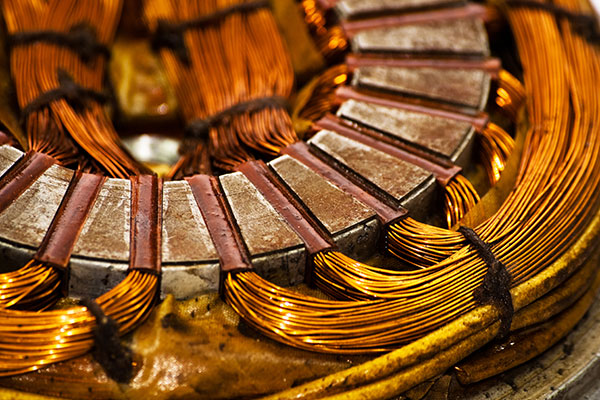 Kenshaw provides comprehensive electric motor turn-key sales, installation and services, stocking a wide range of electric motors including single phase and three phase motors